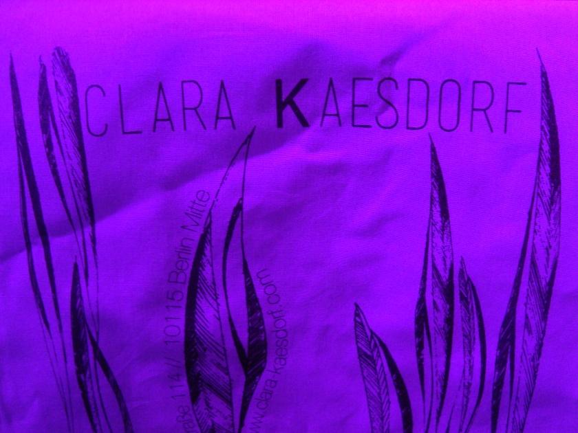 Clara Caesdorf Tasche